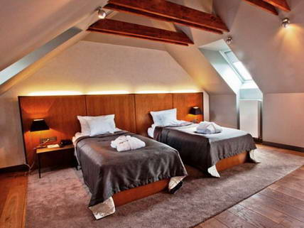 Hotel Albrecht Twin Room