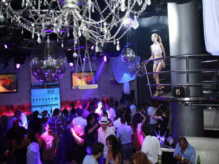 Bratislava The Club Night Club Dance
