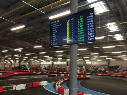 Exclusive Electric Gokart Racing Bratislava