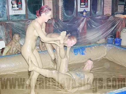 Simply Mud Wrestling Weekend