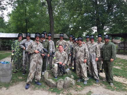 Andy Moger Stag Bratislava Paintball