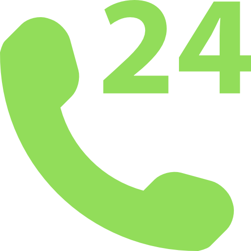 phone support 24 hours