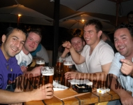 Bratislava Stag Group Night Out Town