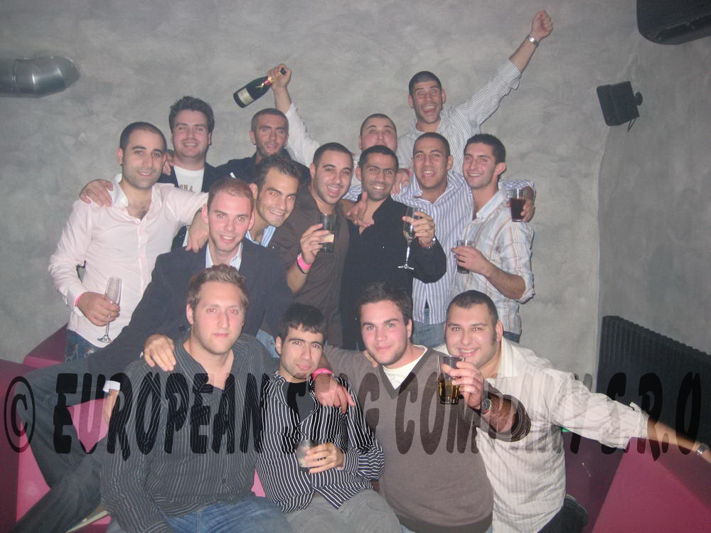 Bratislava Stag Group Night Out VIP
